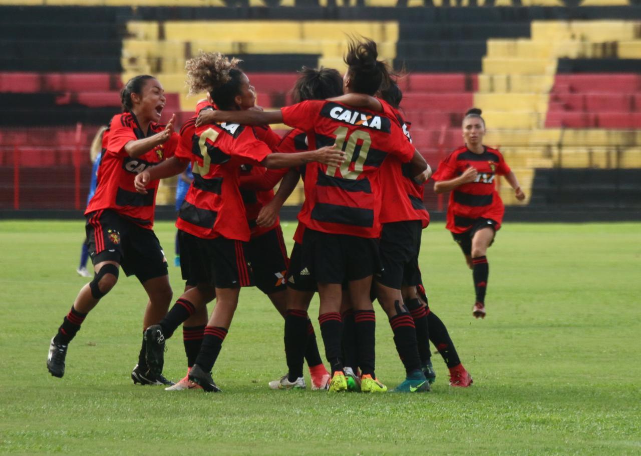 Sport empata na estreia do Brasileirão Feminino