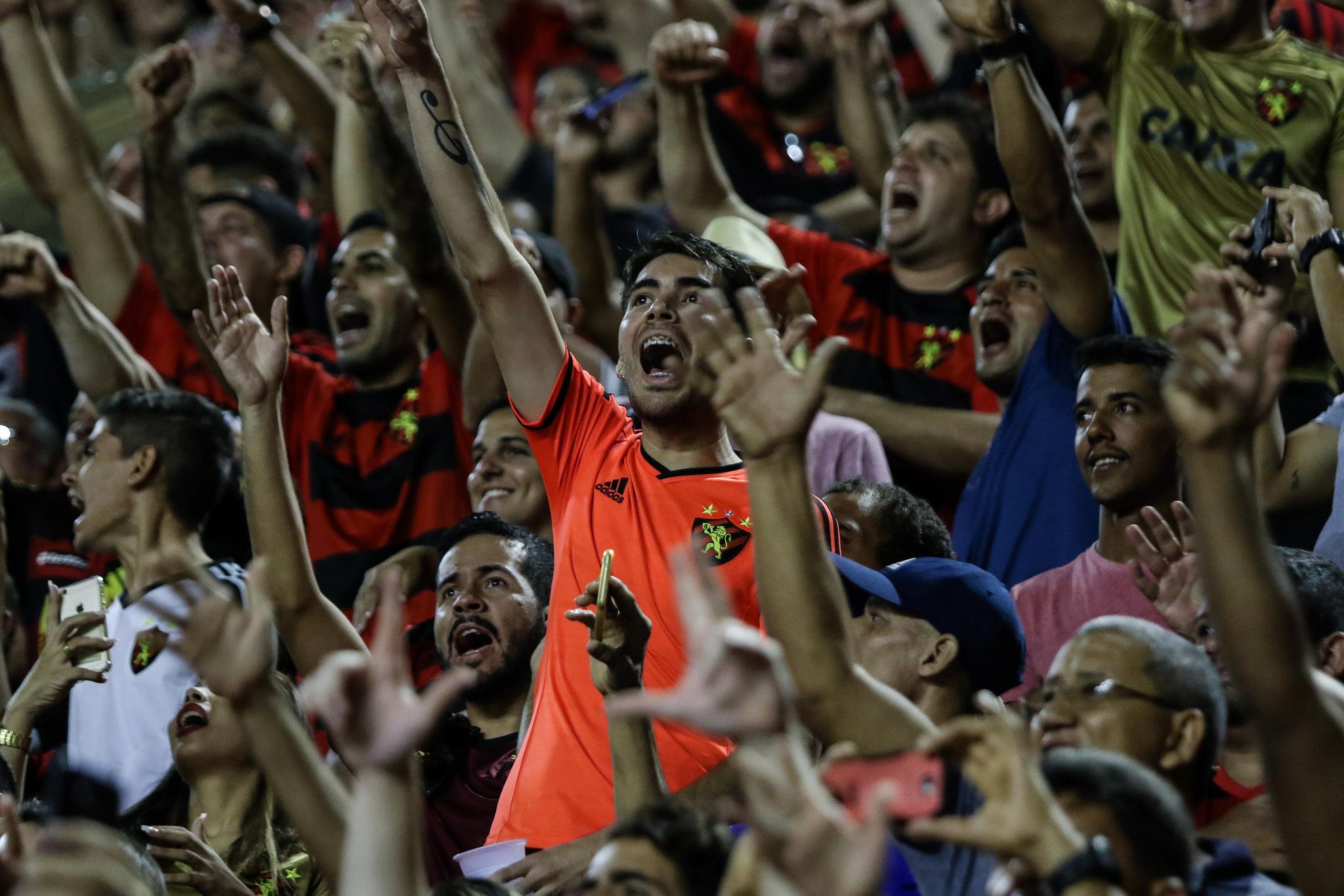 Venda online aberta para Sport x Fluminense