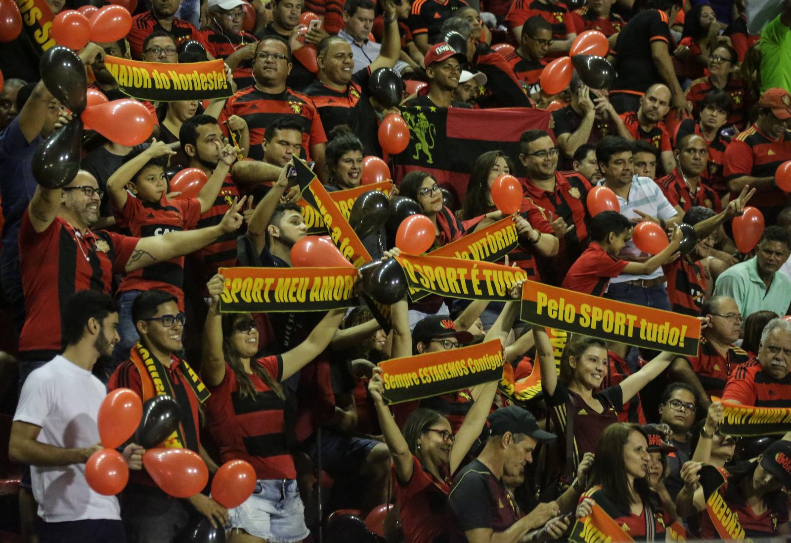 Bilheterias com superpromoção para Sport x Palmeiras