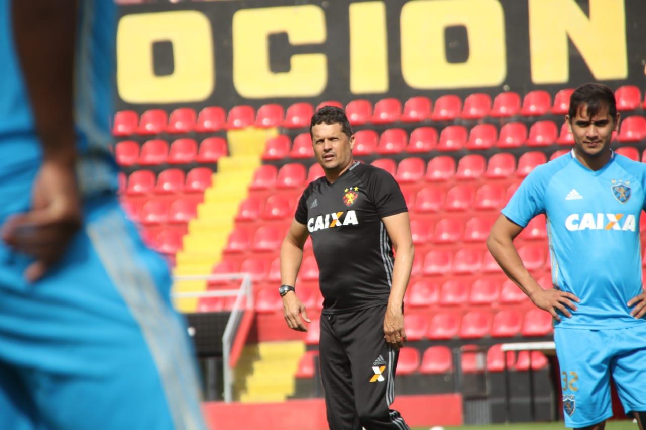 Claudinei confirma time que enfrentará o Ceará