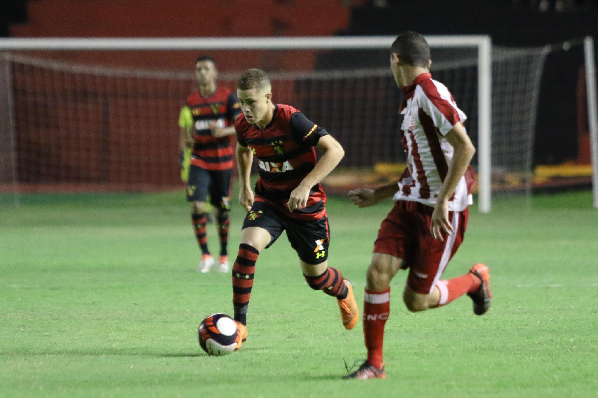 Final: Sport encara Náutico em busca do tri no PE Sub-17