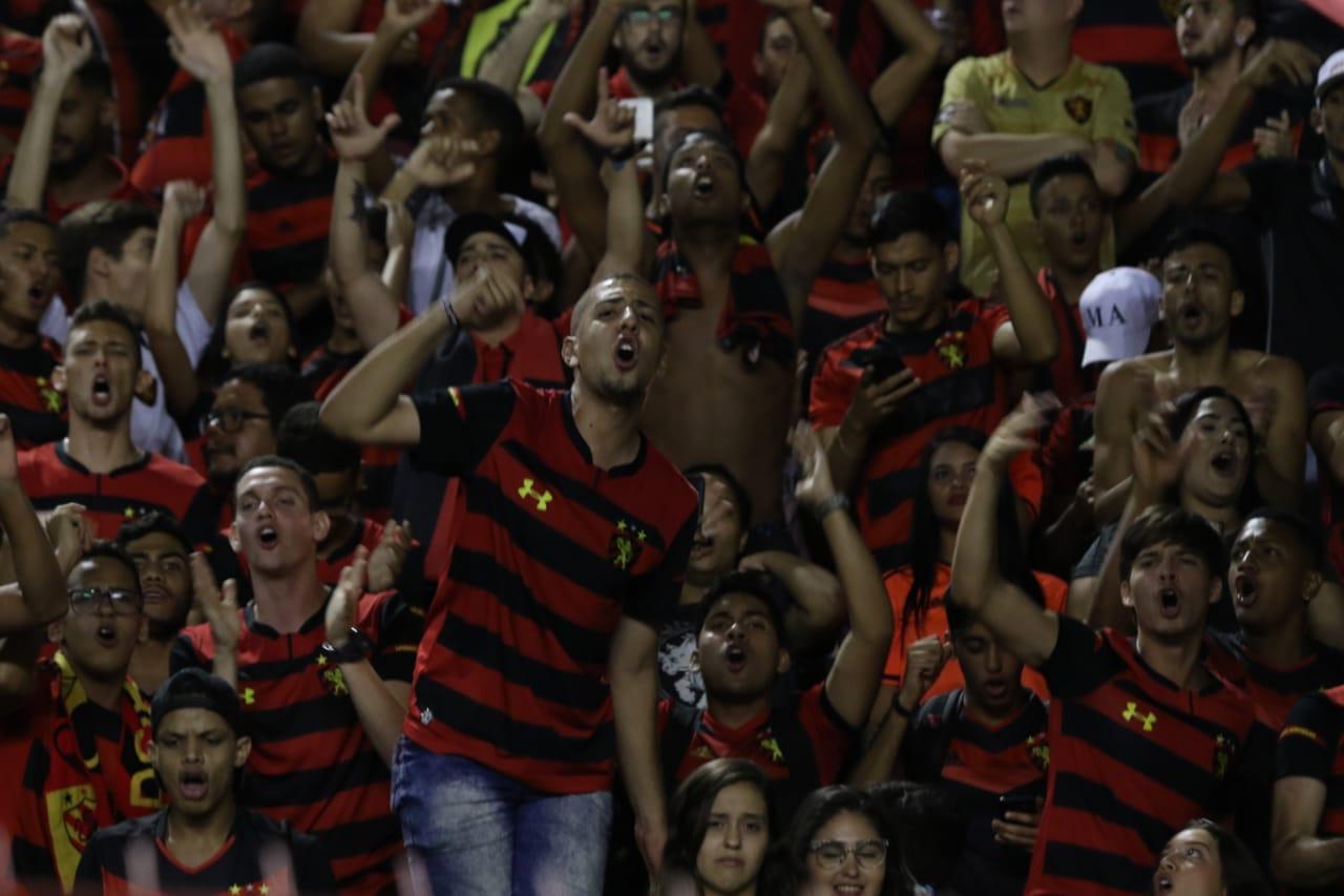 Venda online e bilheterias abrem nesta sexta para Sport x Flamengo