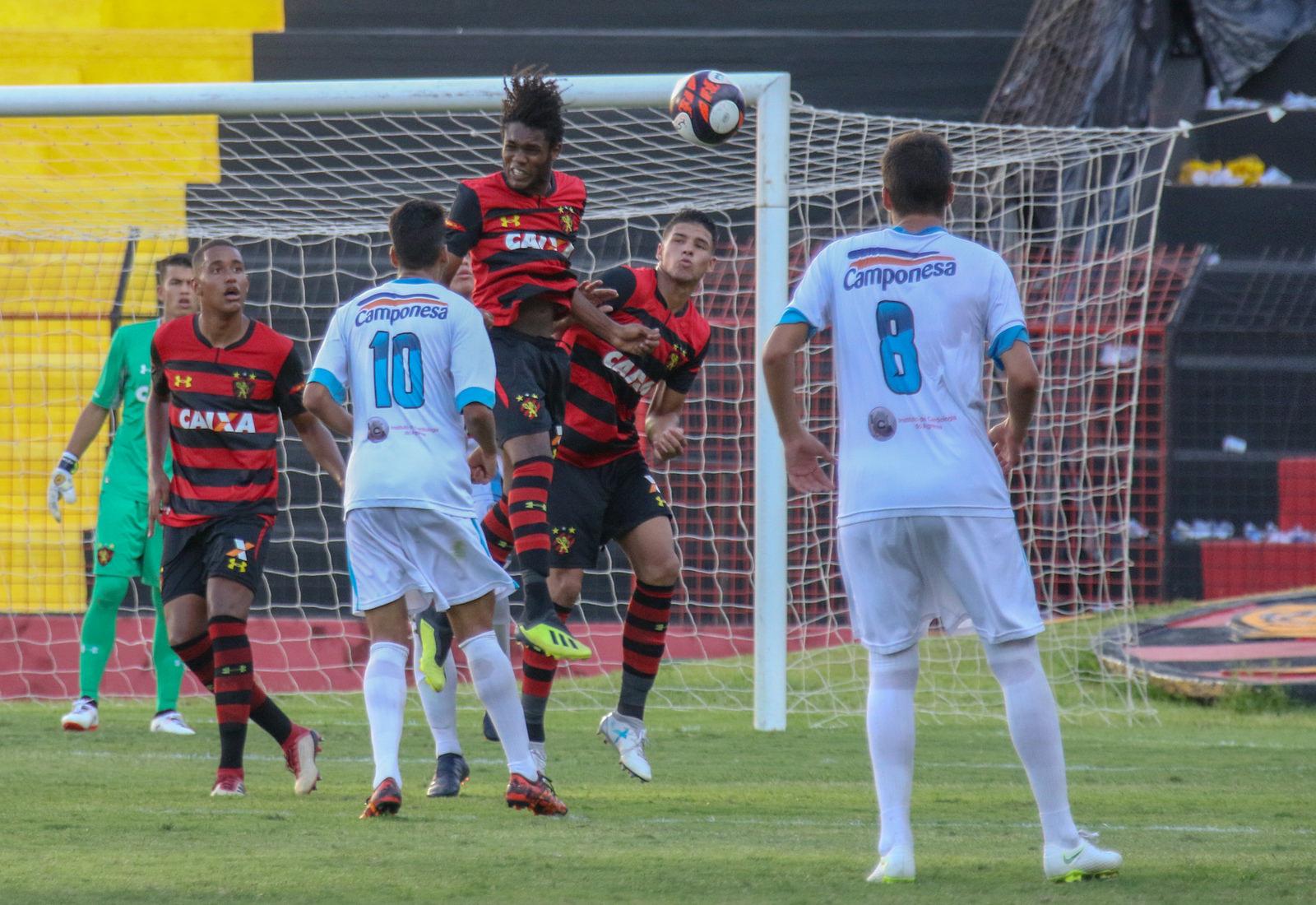 ... Foto  Williams Aguiar Sport Club do Recife. 281e3a85e3c68