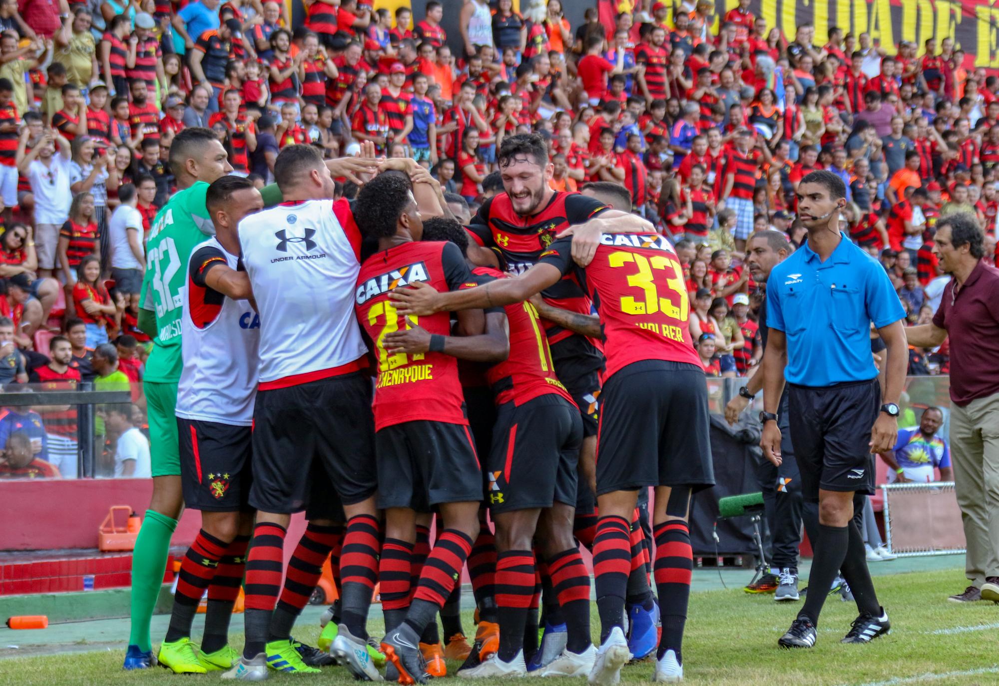 BRASILEIRÃO: Sport estreia contra o Oeste/SP, na Ilha