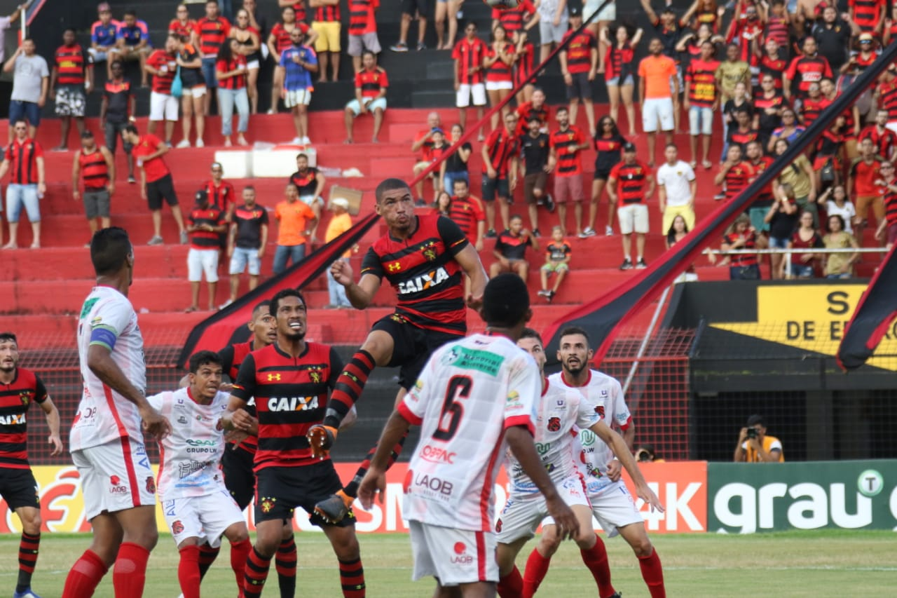 Sport perde na estreia do Campeonato Pernambucano