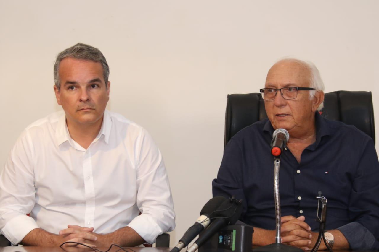 Presidente Milton Bivar convoca torcida para estreia no PE