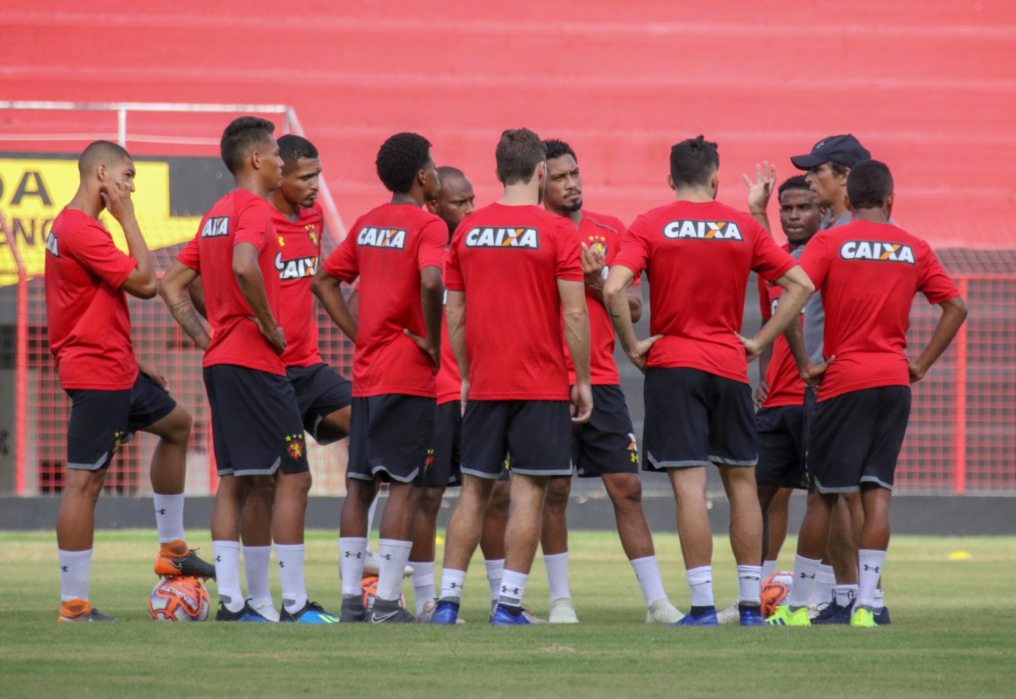 """Com sentimento de """"vida nova"""" Sport abre temporada 2019"""