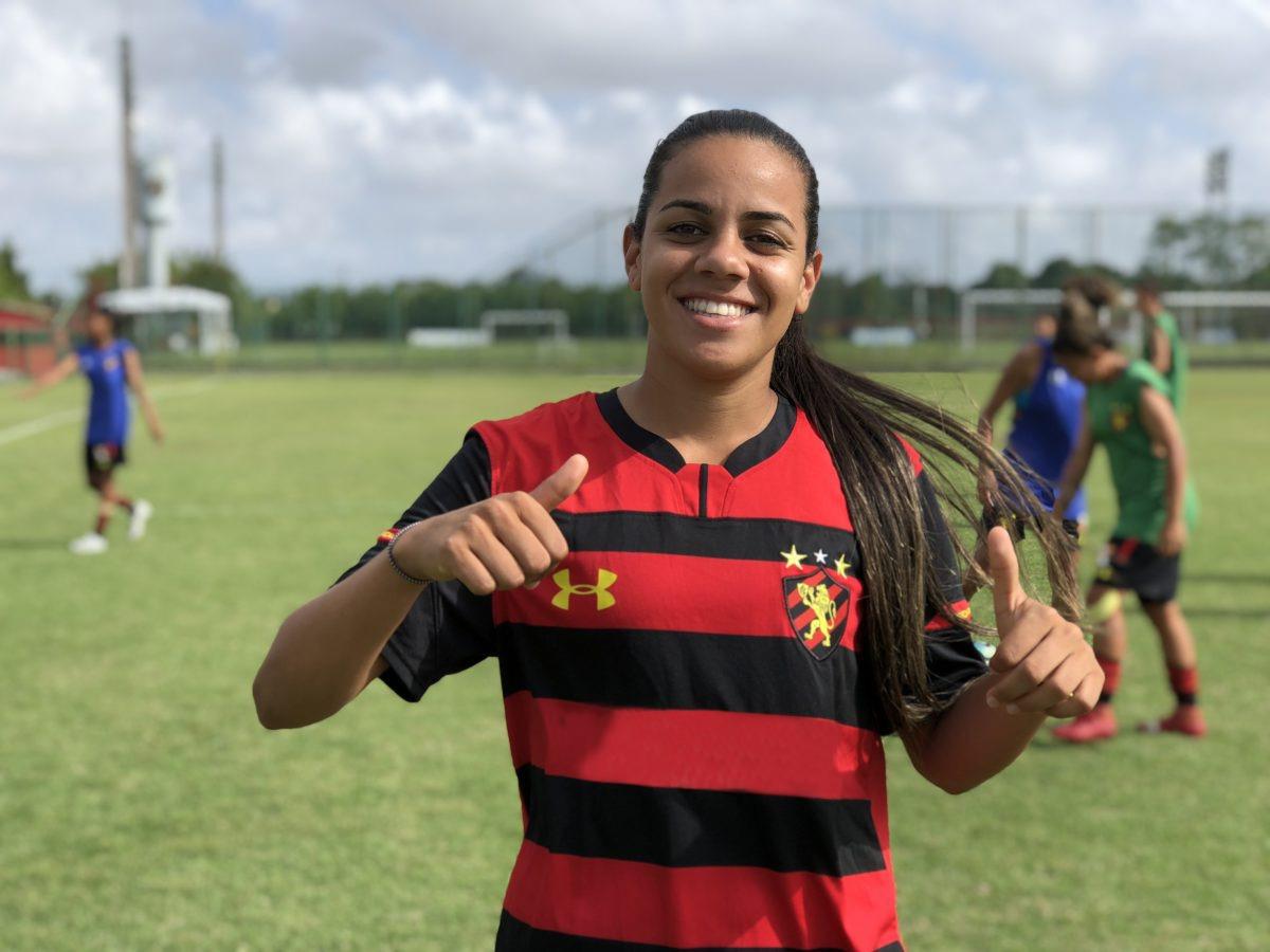 Na Bahia, Sport vai estrear pelo Brasileirão Feminino